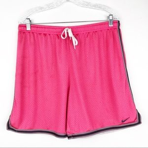 Nike Lightweight Drawstring Jersey Shorts Sz XL